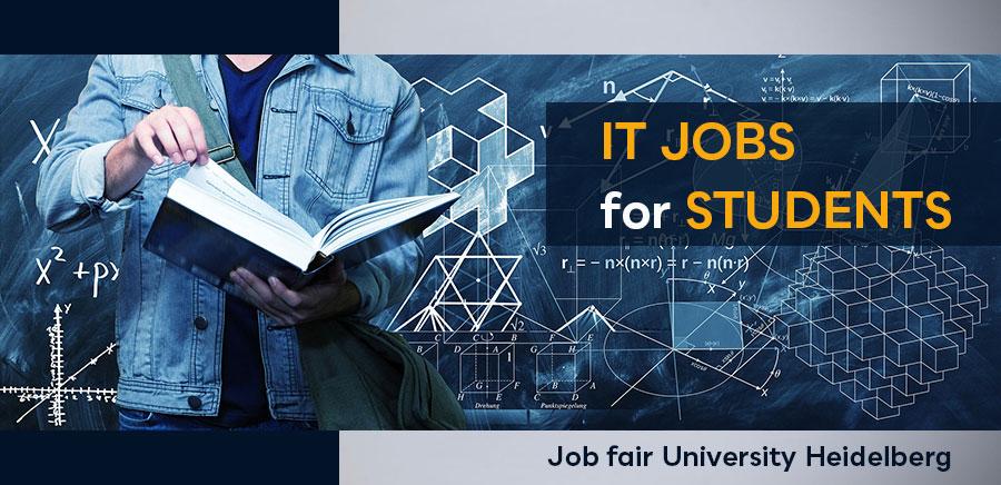 HMS Analytical Software Job Fair Students 2019