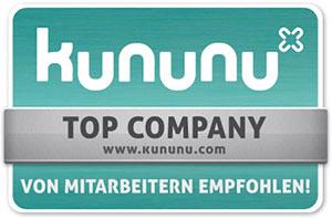 Employer Rating Kununu Top Company