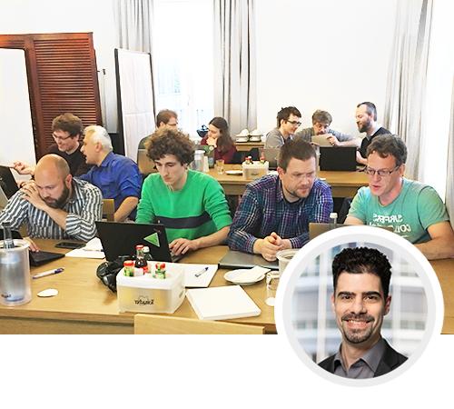 HMS Software Engineering Workshop: Coding Dojo