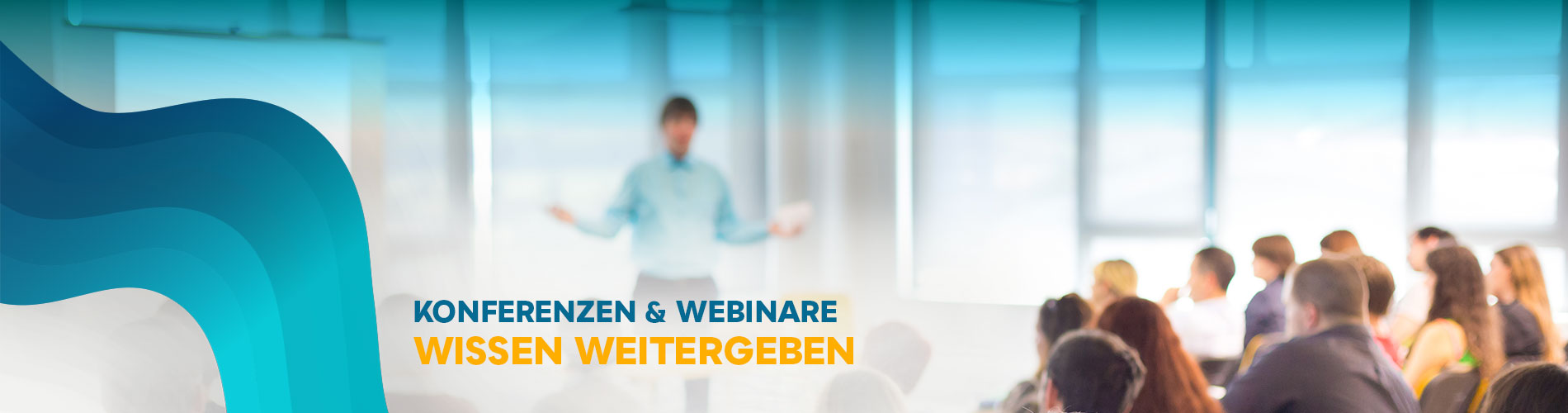 Konferenzen und Webinare