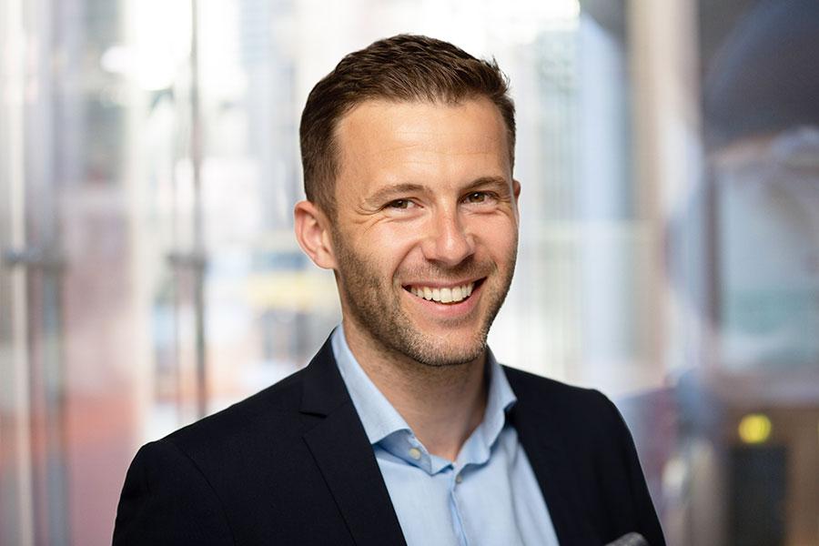 Sales & Marketing Director Nikola Dondras